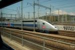 Train in Zurich