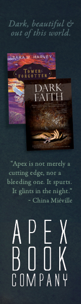 Visit the Apex Store and help support a great small press!