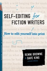 Self-Editing for Fiction Writers Cover