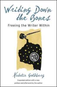 Writing Down the Bones Cover